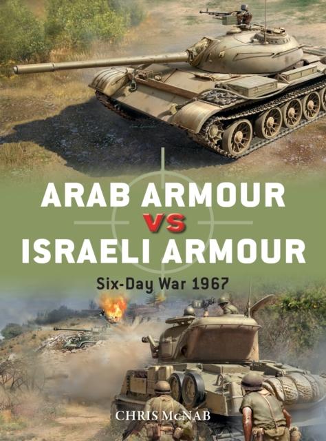 Arab Armour vs Israeli Armour