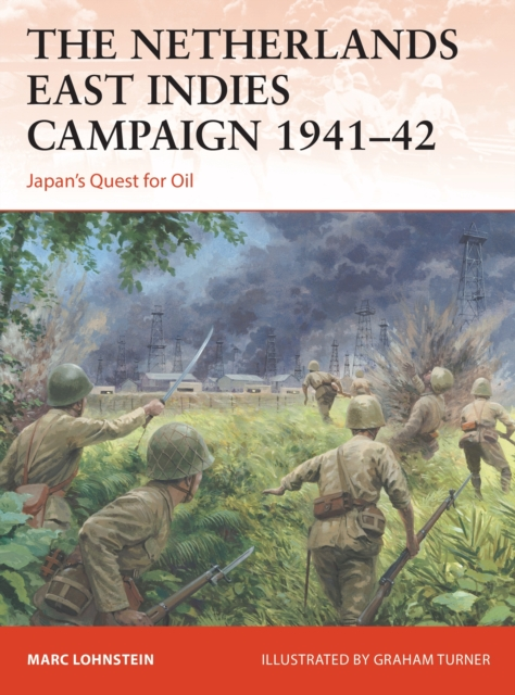 Netherlands East Indies Campaign 1941-42