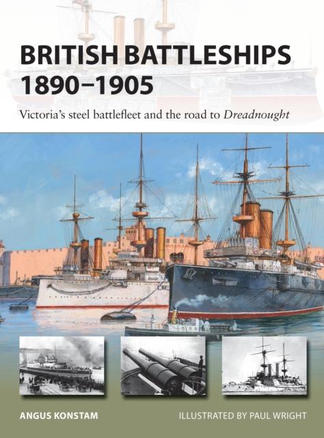 British Battleships 1890-1905