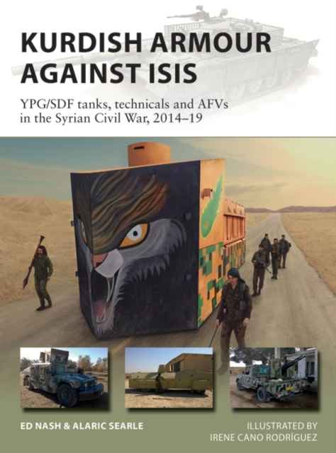 Kurdish Armour Against ISIS