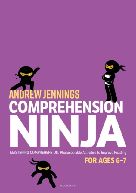 Comprehension Ninja for Ages 6-7