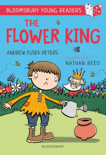 Flower King: A Bloomsbury Young Reader