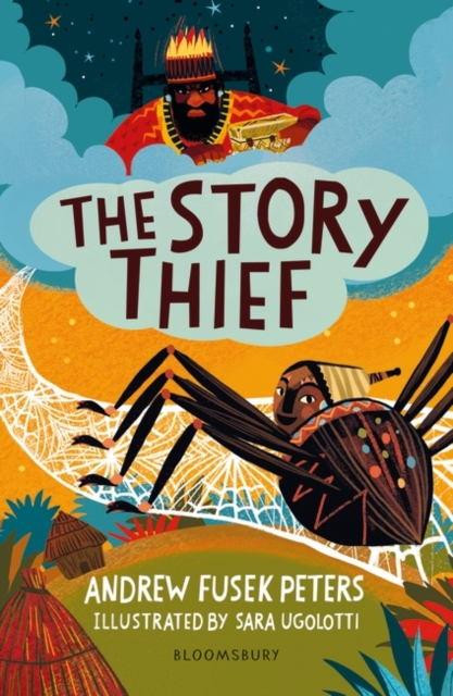 Story Thief: A Bloomsbury Reader