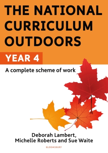 National Curriculum Outdoors: Year 4