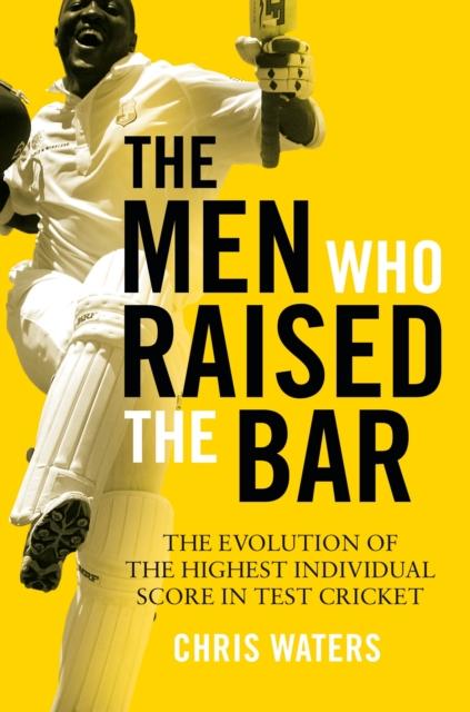 Men Who Raised the Bar