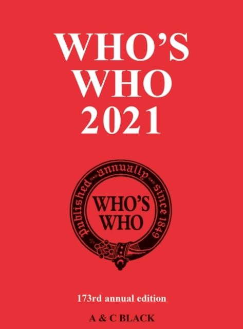 Who's Who 2021
