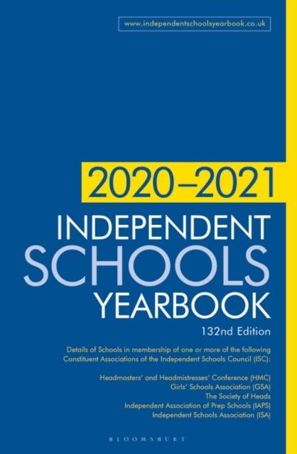 Independent Schools Yearbook 2020-2021