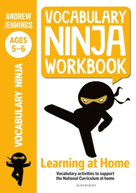 Vocabulary Ninja Workbook for Ages 5-6