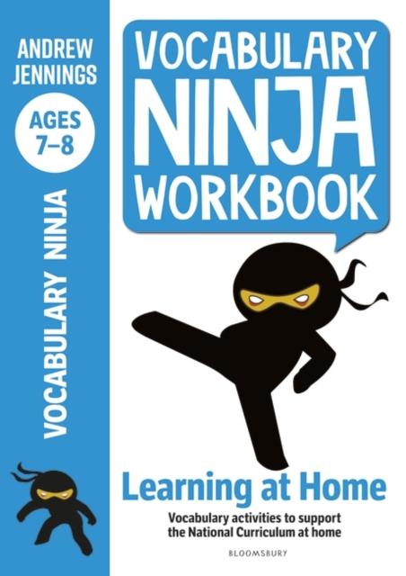 Vocabulary Ninja Workbook for Ages 7-8
