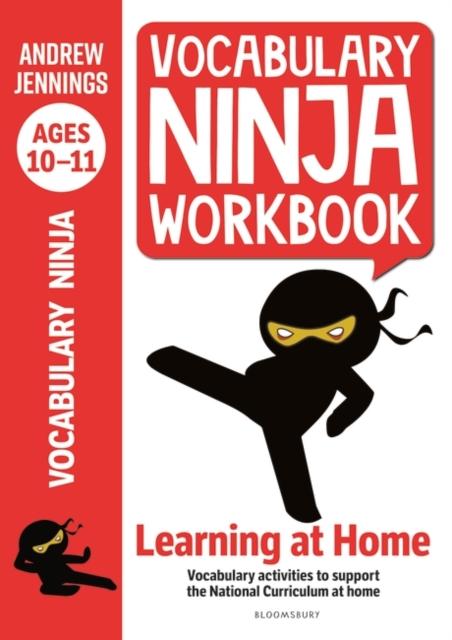 Vocabulary Ninja Workbook for Ages 10-11