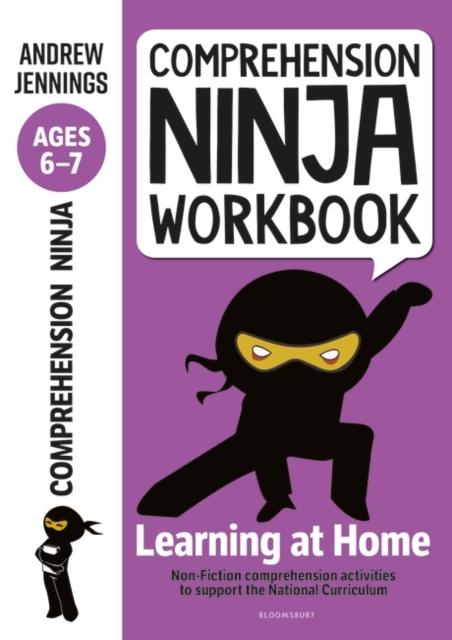 Comprehension Ninja Workbook for Ages 6-7