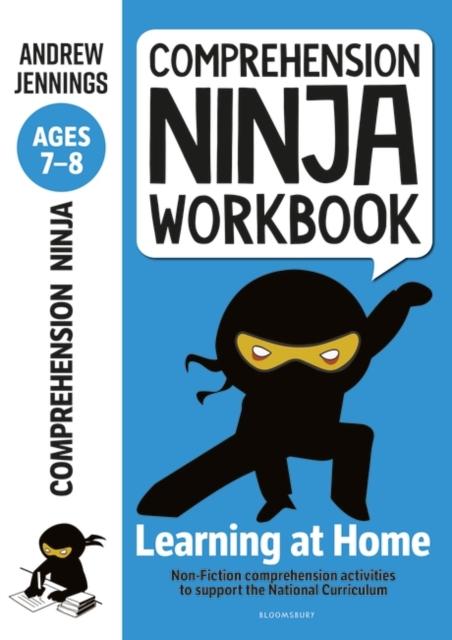 Comprehension Ninja Workbook for Ages 7-8