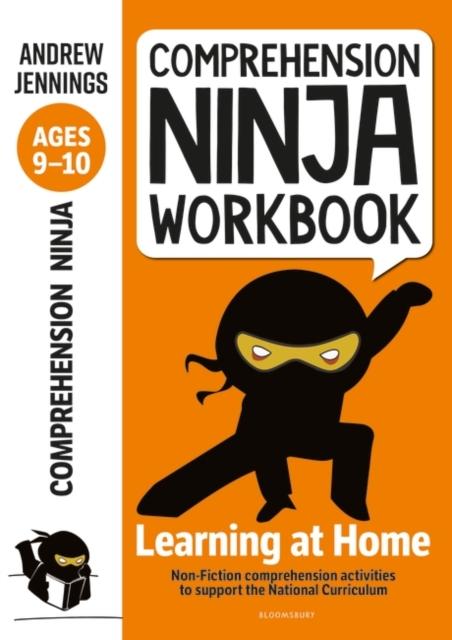 Comprehension Ninja Workbook for Ages 9-10