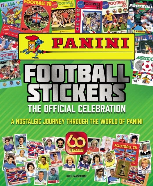 Panini Football Stickers: The Official Celebration