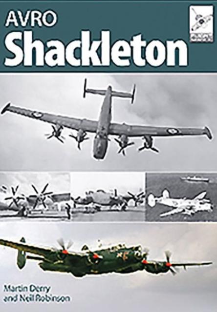 Flight Craft 9: Avro Shackleton