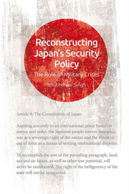 Reconstructing Japan's Security