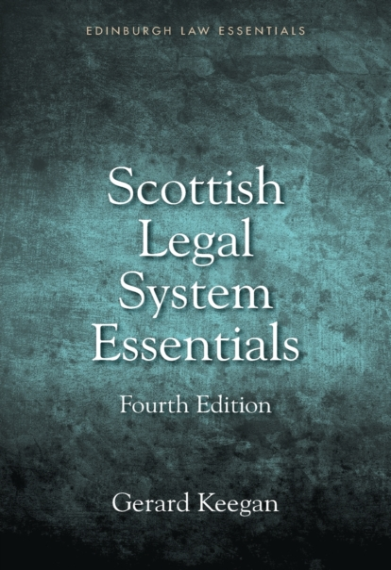 Scottish Legal System Essentials, 4th Edition