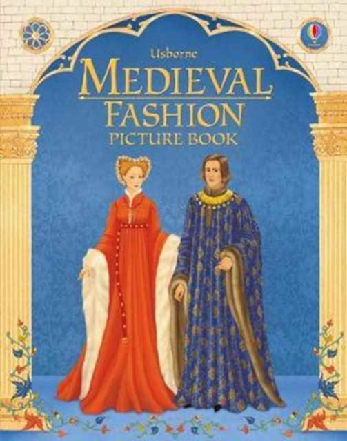 Medieval Fashion Picture Book