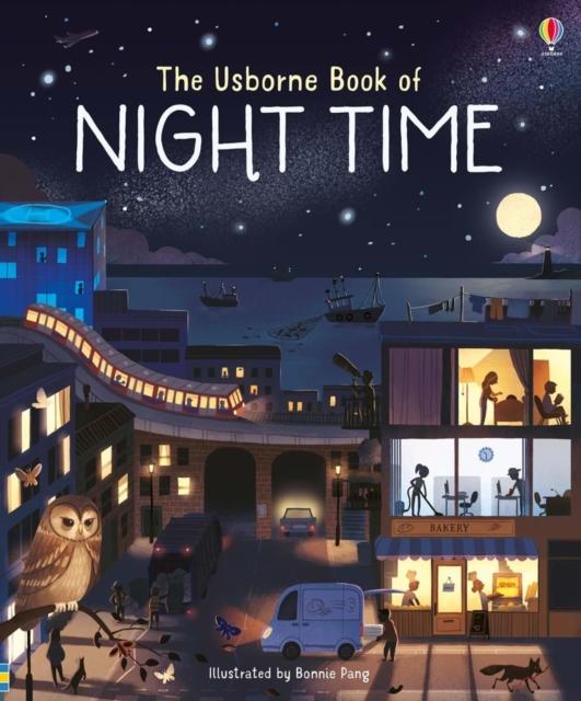 Usborne Book of Night Time