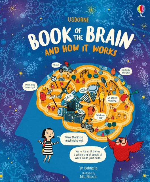 Usborne Book of the Brain