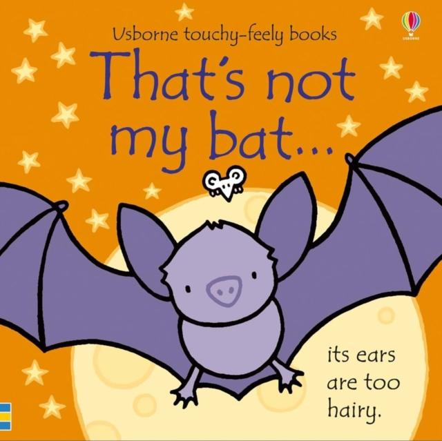 That's not my bat...