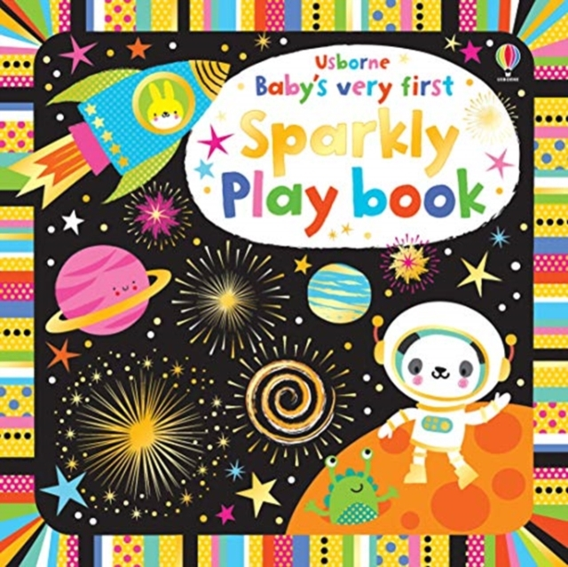 Baby's Very First Sparkly Playbook