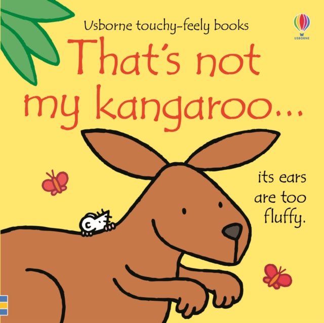 That's not my kangaroo...