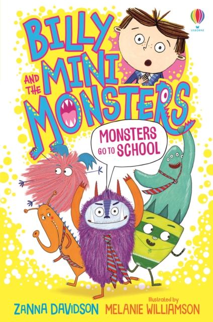 Monsters go to School