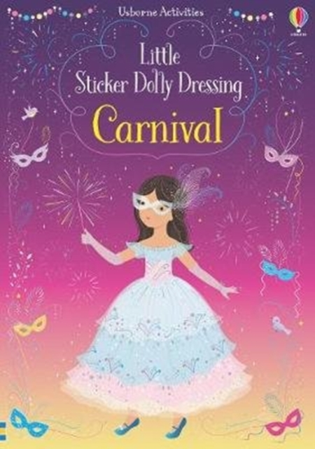 Little Sticker Dolly Dressing Carnival