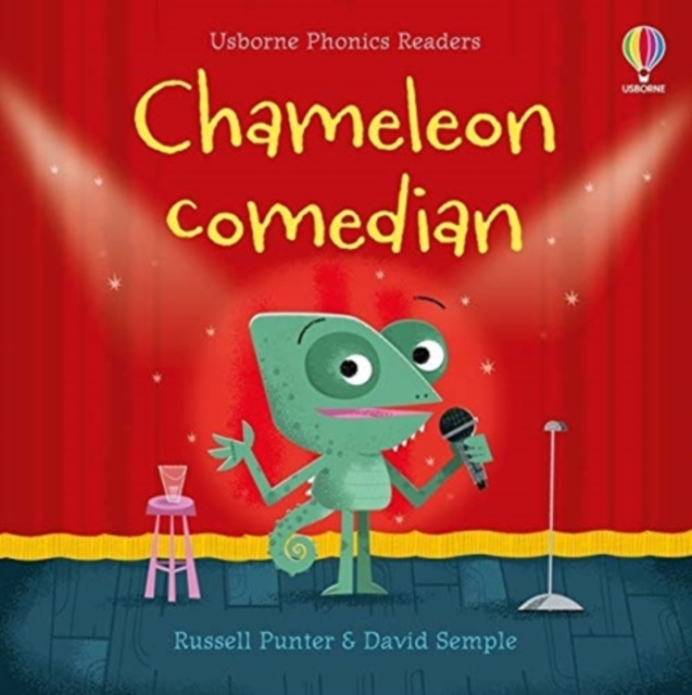 Chameleon Comedian