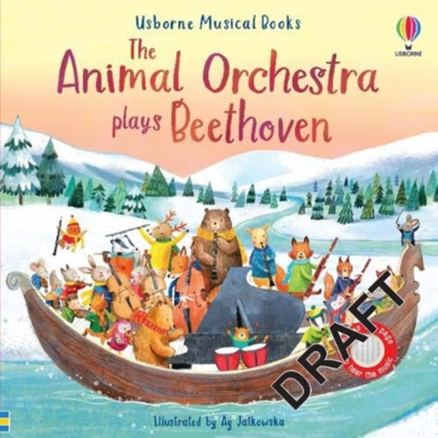 Animal Orchestra Plays Beethoven