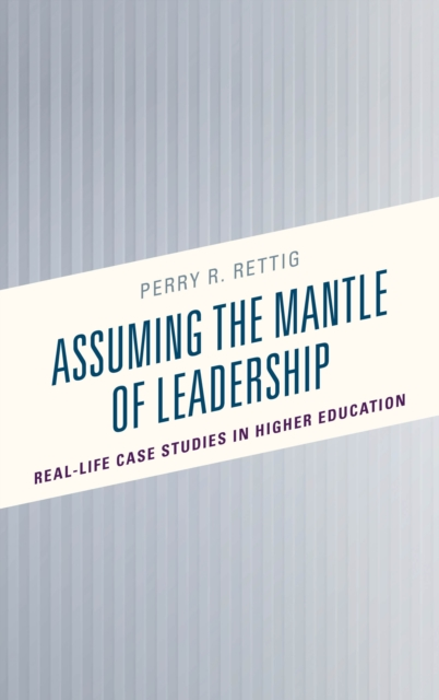 Assuming the Mantle of Leadership