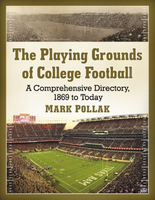 Playing Grounds of College Football
