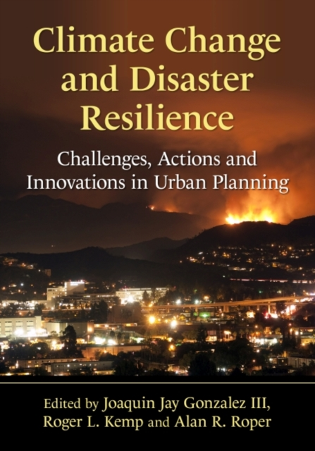 Climate Change and Disaster Resilience