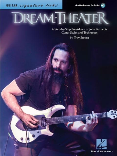 Signature Licks: Dream Theater