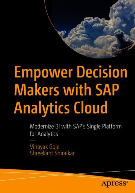 Empower Decision Makers with SAP Analytics Cloud