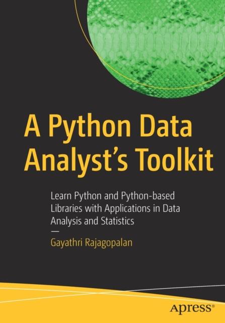 Python Data Analyst's Toolkit