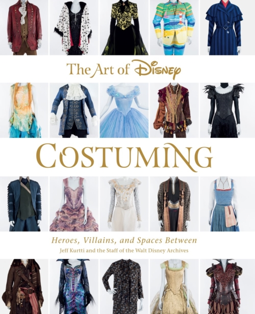 Art Of Disney Costuming