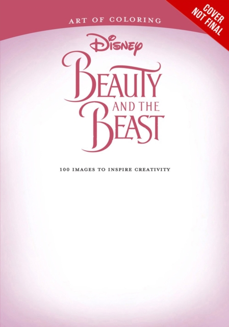 Art Of Coloring: Beauty And The Beast