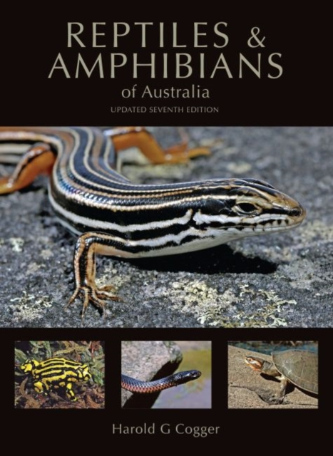 Reptiles and Amphibians of Australia