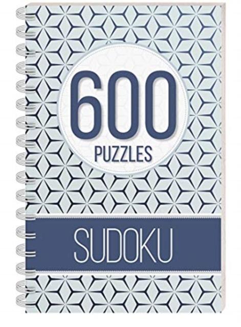 600 Puzzles - Sudoku