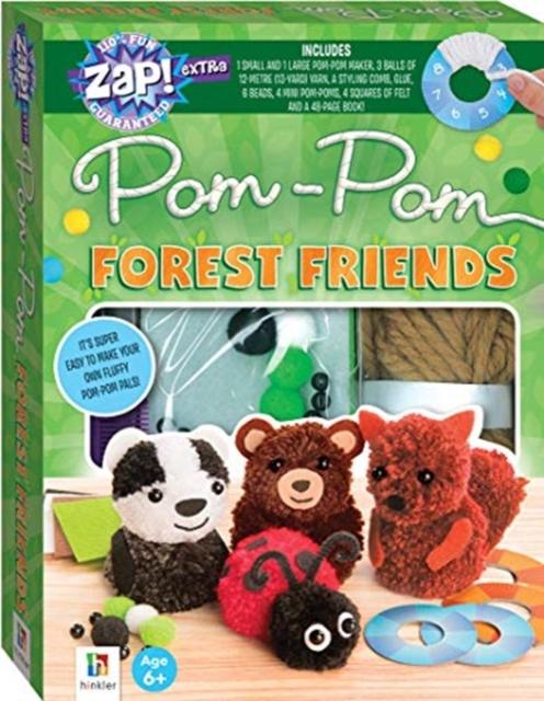 Zap! Extra Pom-Pom Forest Friends