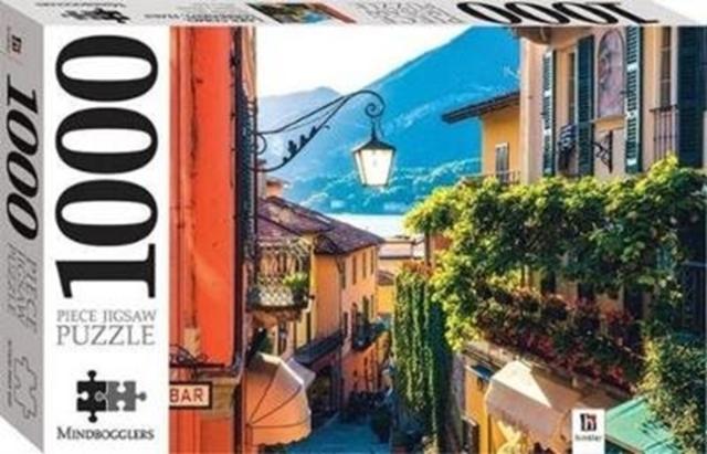 Lake Como, Lombardy, Italy 1000 Piece Jigsaw