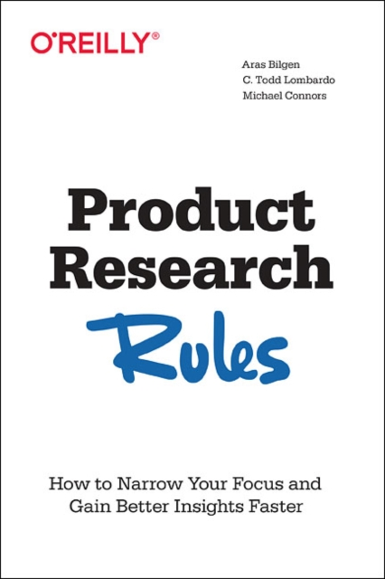 Product Research Rules