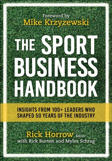Sport Business Handbook