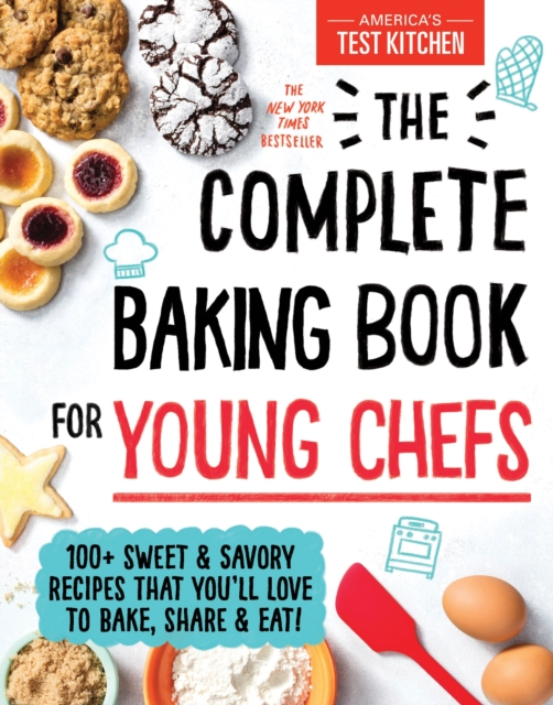 Complete Baking Book for Young Chefs