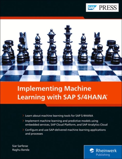Implementing Machine Learning with SAP S/4HANA