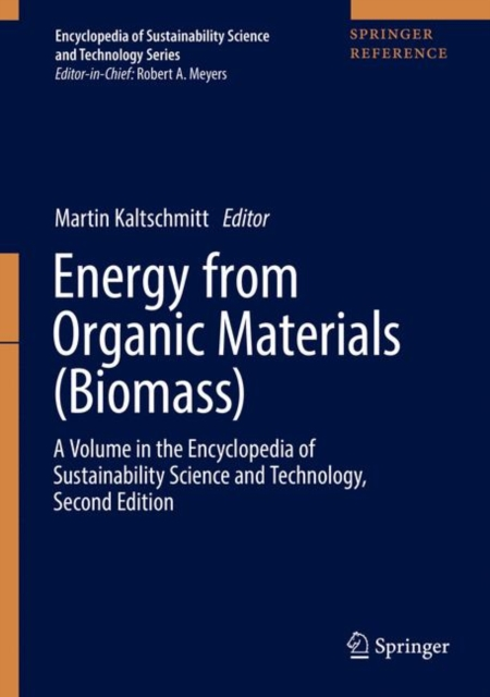 Energy from Organic Materials (Biomass)