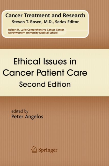 Ethical Issues in Cancer Patient Care