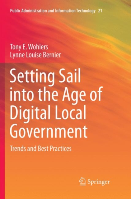 Setting Sail into the Age of Digital Local Government